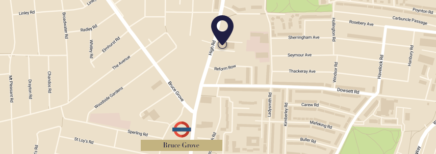 lentaspace grove tottenham london offices map
