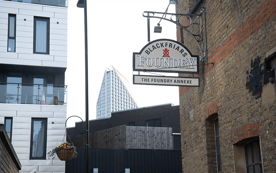 The Foundry Annexe Blackfriars