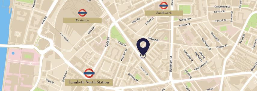 lentaspace waterloo house map location