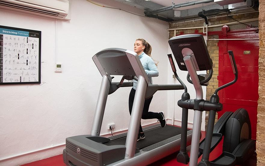Lentaspace Coppergate House spitafields Gym Facilities