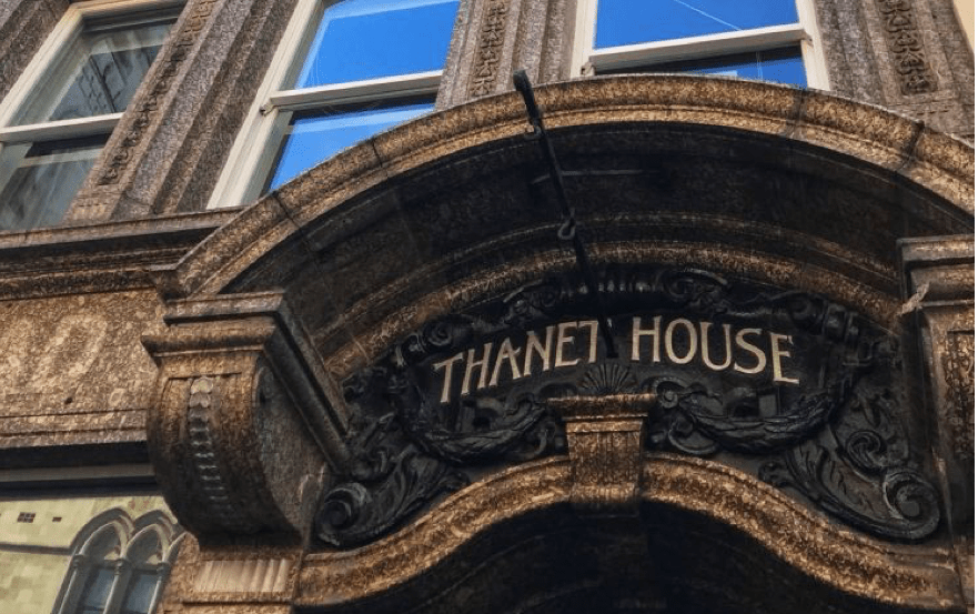 thanet house strand offices